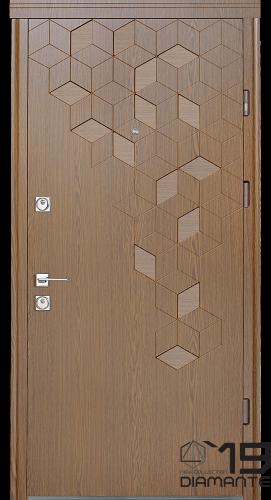 Вхідні двері, квартирні, Straj Folio замовити