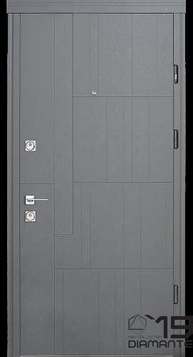 Вхідні двері, квартирні, Straj Grattel ціна