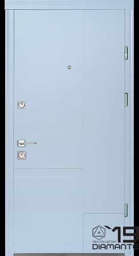 Вхідні двері, квартирні, Straj Sapphire