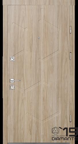 Вхідні двері, квартирні, Straj Emerald ціна