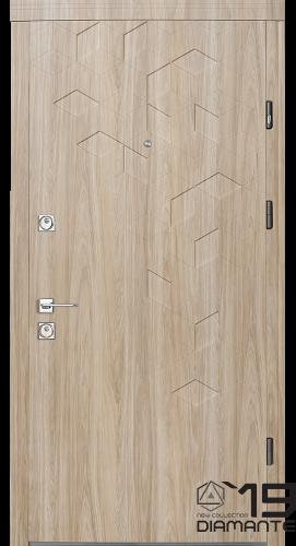 Вхідні двері, квартирні, Straj Inflex ціна