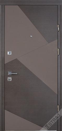Вхідні двері, квартирні, Straj Splint фото