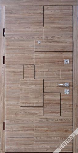 Вхідні двері, квартирні, Straj Piramis ціна
