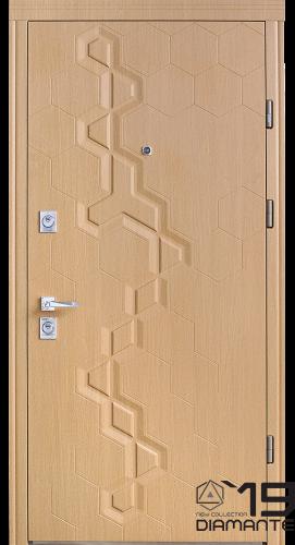 Вхідні двері, квартирні, Straj Inflex