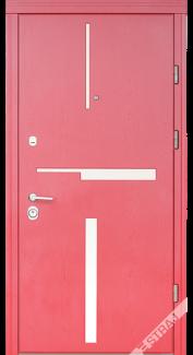 Вхідні двері, квартирні, Straj Мілано