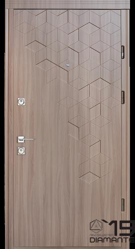 Вхідні двері, квартирні, Straj Folio