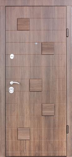 Вхідні двері, квартирні, Berez (Straj) Каскад Standart