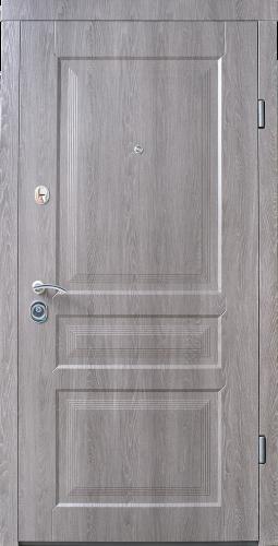 Вхідні двері, квартирні, Berez (Straj) Классика