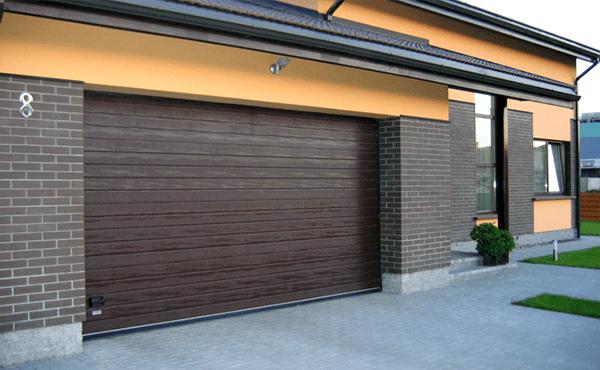 Як самостійно зробити заміри отвору під гаражні ворота