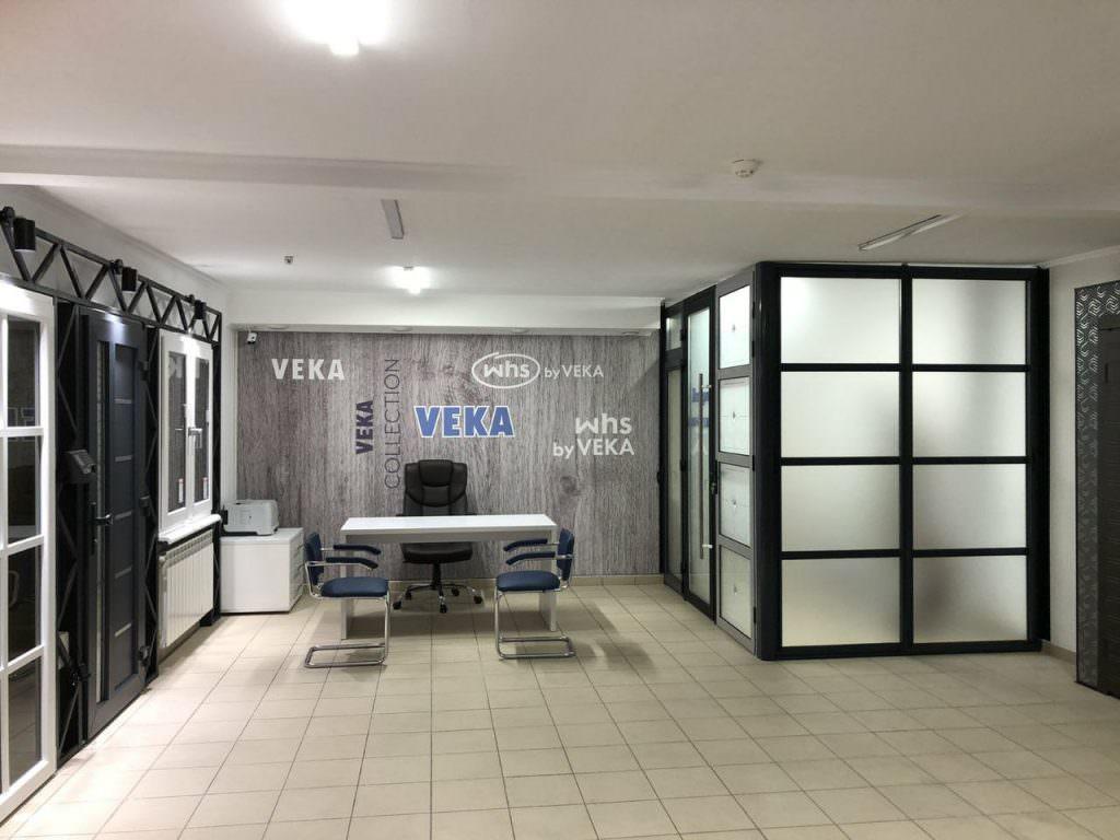 Відкриття салону VEKA в місті Тернопіль