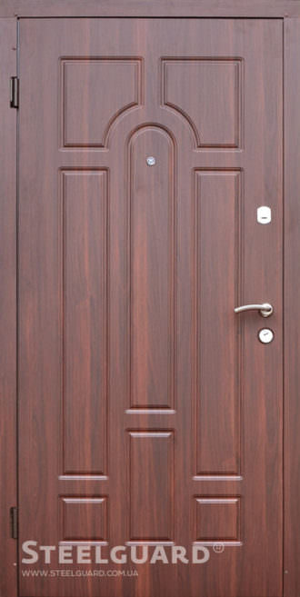 Вхідні двері Steelguard DR-27