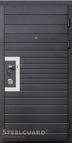 Вхідні двері Steelguard Domino купити