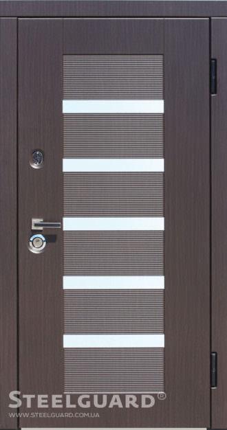 Вхідні двері Steelguard Milano ціна