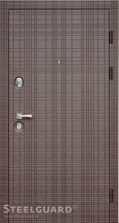 Вхідні двері Steelguard Scotch