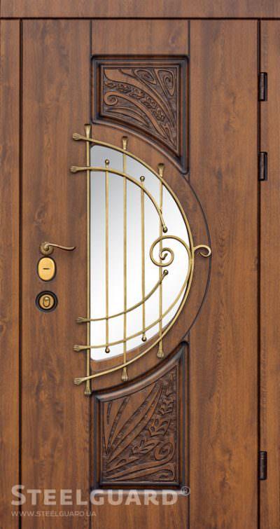 Вхідні двері Steelguard Soprano