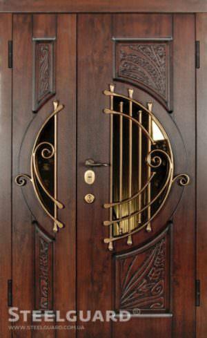 Вхідні двері Steelguard Soprano Big