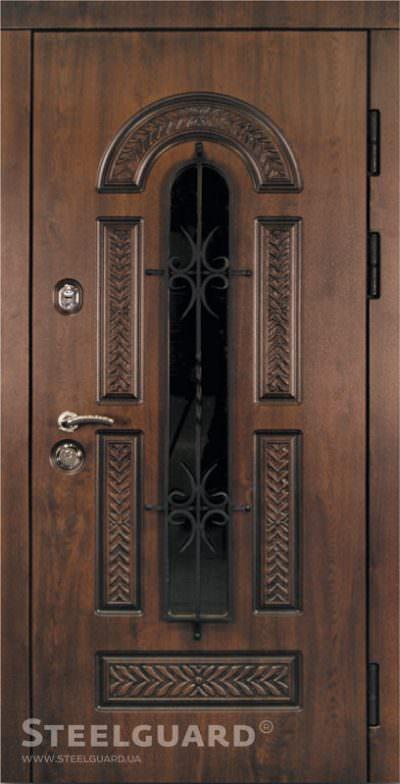 Вхідні двері Steelguard Vikont