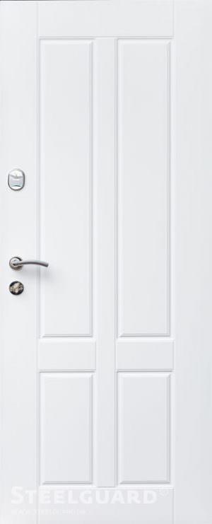 Вхідні двері Steelguard Balta
