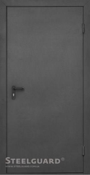 Технічні двері Steelguard Brasa