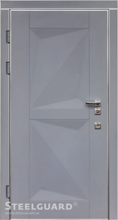 Вхідні двері Steelguard Diamond