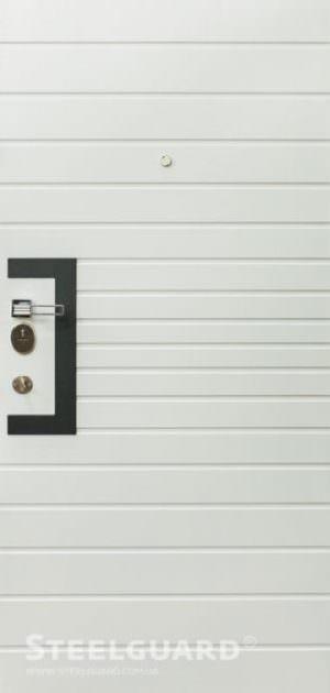 Вхідні двері Steelguard Domino
