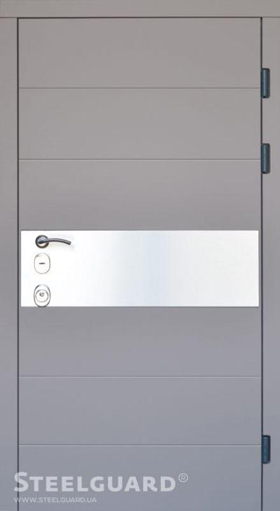 Вхідні двері Steelguard Italy New
