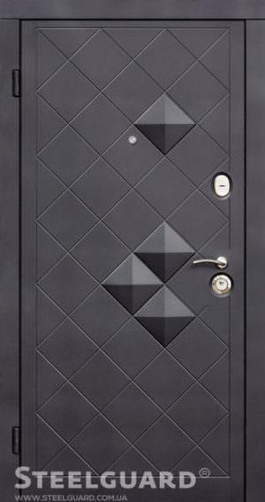 Вхідні двері Steelguard Luxor