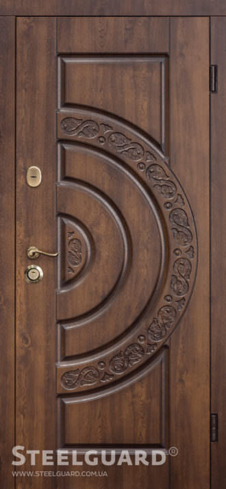 Вхідні двері Steelguard Optima