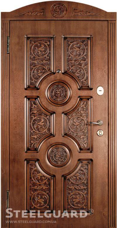 Вхідні двері Steelguard S-18