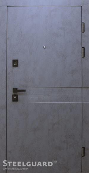 Вхідні двері Steelguard Remo