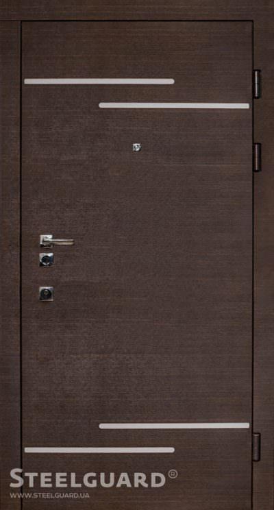 Вхідні двері Steelguard Rizor