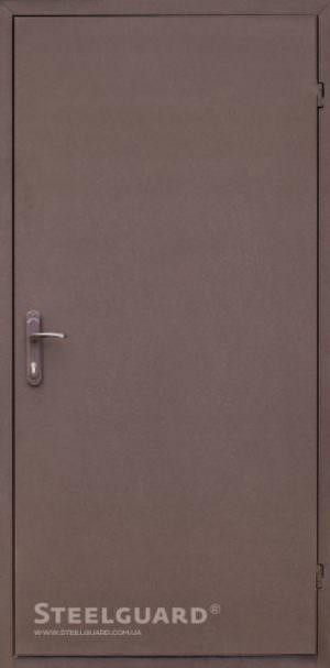 Вхідні двері Steelguard 191