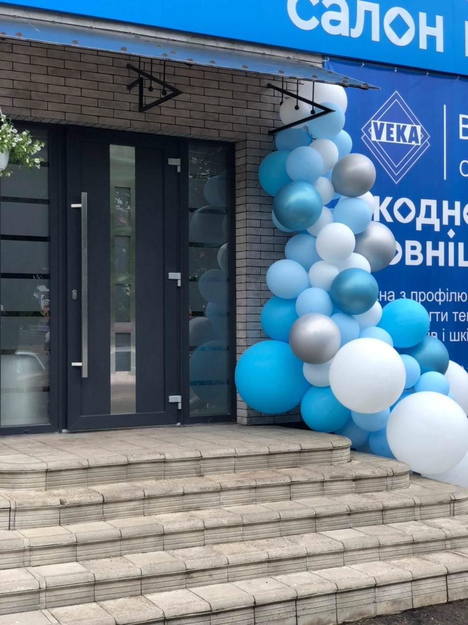 Салона VEKA в Червоноград