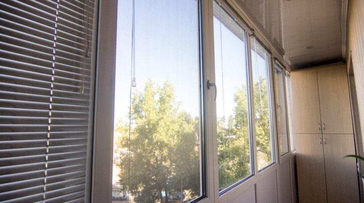 Як зробити заміри балкону під засклення