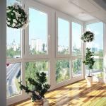 Двухкамерные окна