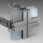 Элементный фасад ALT EF65